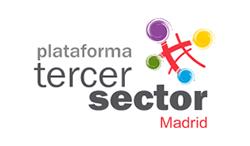 Logo Plataforma del Tercer Sector de la Comunidad de Madrid
